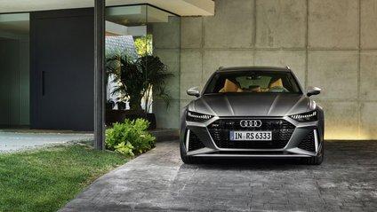 Audi RS6 Avant показали офіційно, і він – крутий - фото 1
