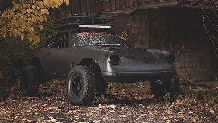 Porsche 911 перетворили у баггі - фото 1