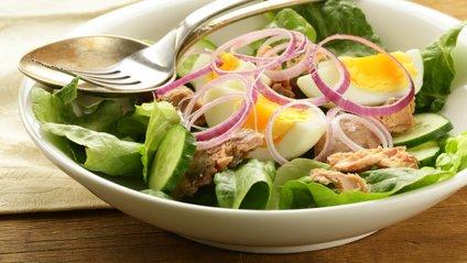 Готуємо корисний салат - фото 1