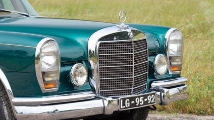 Mercedes-Benz 1966 - фото 1