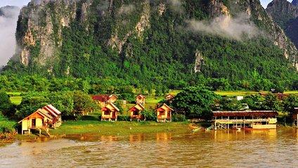 Лаос - фото 1
