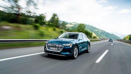 Audi e-tron подолав майже 1700 кілометрів за добу - фото 1