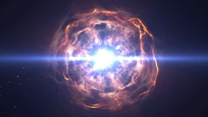 Телескоп Hubble зняв процес смерті зірки - фото 1