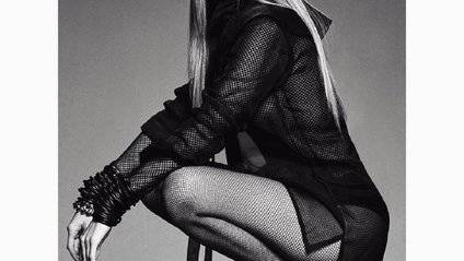 Джіджі Хадід роздяглась для Vogue - фото 1