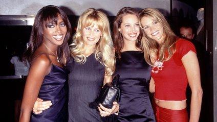 Супермоделі 90-х - фото 1