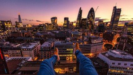 Лондон з висоти дахів - фото 1