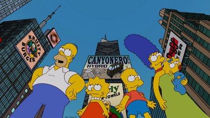 Сімпсони отримають спін-офф - фото 1