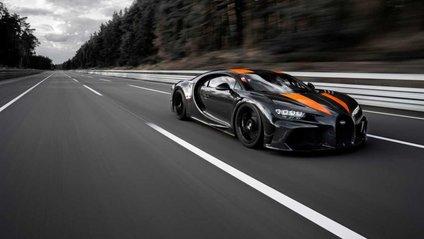 Bugatti Chiron Sport - фото 1