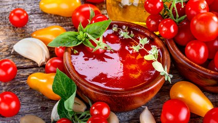 як приготувати кетчуп на зиму - фото 1
