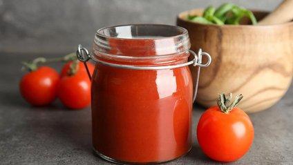 як приготувати томатну пасту на зиму - фото 1