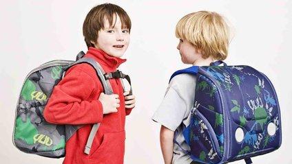 Якою має бути вага шкільного рюкзака - фото 1