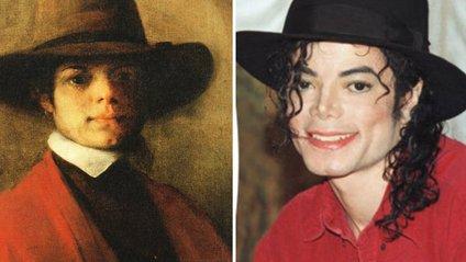 Барент Фабрициус і Майкл Джексон - фото 1