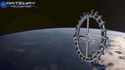 Перший у світі космічний готель - фото 1