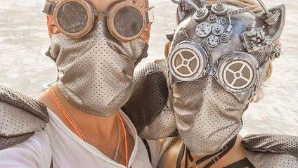 Як пройшов фестиваль Burning Man 2019 - фото 1
