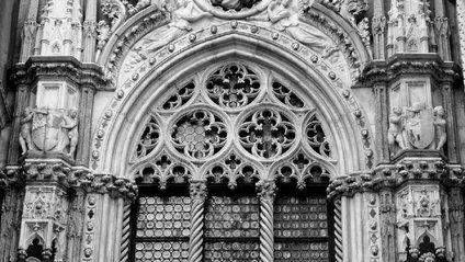 Венеція у чорно-білих фото - фото 1