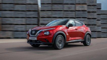 Новий Nissan Juke показали офіційно - фото 1