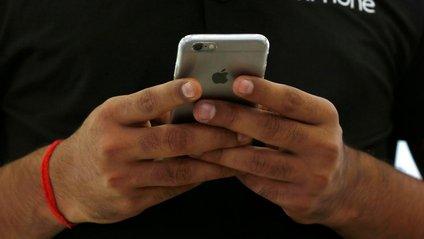 В iPhone з'являться підекранний сканер відбитків пальців - фото 1