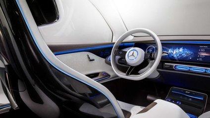 Mercedes-Benz EQS - фото 1