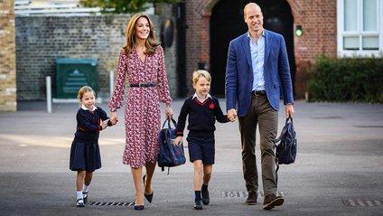 Королівська сім'я принца Вільяма - фото 1