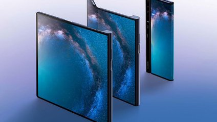 Huawei Mate X може з'явитися у магазинах у жовтні - фото 1
