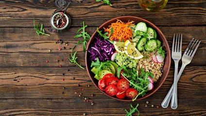 Кожен тип харчування має свій вплив на організм - фото 1