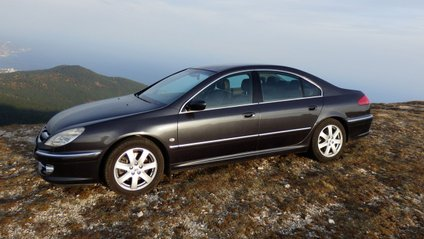 Peugeot 607 - фото 1