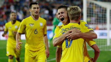 Збірна України грала у Вільнюсі - фото 1