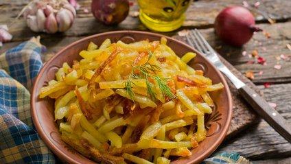 Смажена картопля - фото 1