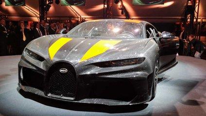 Bugatti Chiron Super Sport 300+ - фото 1