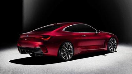 Новинка BMW вражає своїм дизайном - фото 1