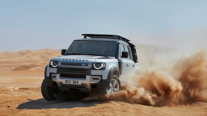 Land Rover Defender 2020 - фото 1