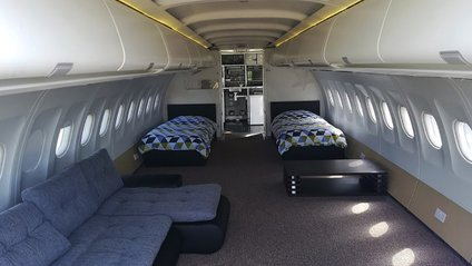 Літак-готель - фото 1