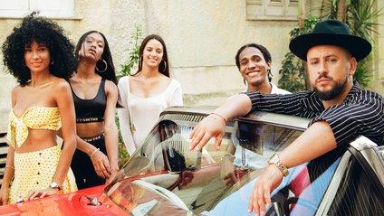 Монатік зняв кліп на Кубі - фото 1