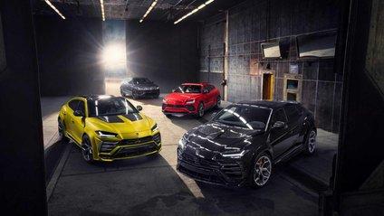 Lamborghini Urus отримав низву доопрацювань - фото 1