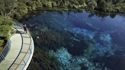 Найчистіше озеро у світі - фото 1