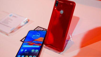 Motorola Moto E6s - фото 1