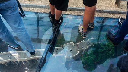 Скляний міст у Києві - фото 1
