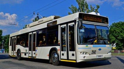 Тролейбусний маршрут №14 в Дніпрі - фото 1