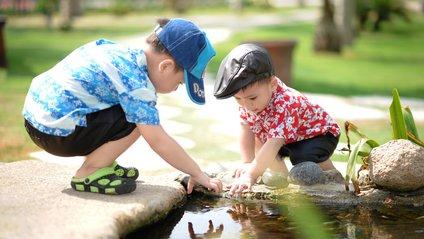 Розваги сучасних дітей - фото 1