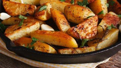 Смачна картопля - фото 1