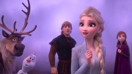 Ельза з друзями вирушає на порятунок королівства - фото 1