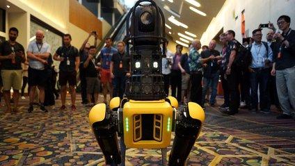 Робот-собака від Boston Dynamics - фото 1