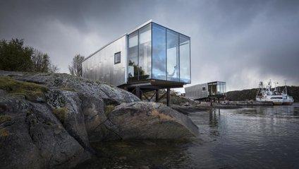 Фантастиний готель у Норвегії - фото 1