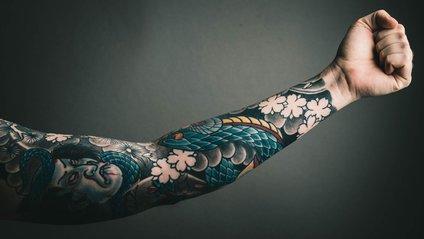 Найпопулярніші татуювання - фото 1