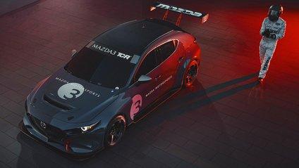 Під капотом доопрацьованої Mazda3 350 кінських сил - фото 1