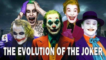 Еволюція Джокера - фото 1