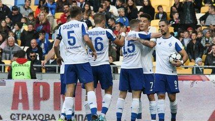 Динамо грає у Сент-Галлені проти Лугано - фото 1