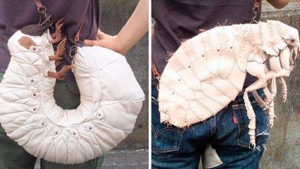 Лячні сумки у вигляді комах - фото 1