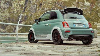 Крихітний Fiat вражає своєю динамікою - фото 1