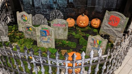 Кладовище закритих сервісів Google - фото 1